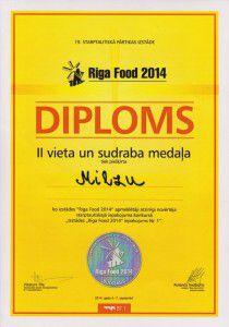 Riga Food 2014