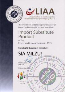 Import Substitute Product